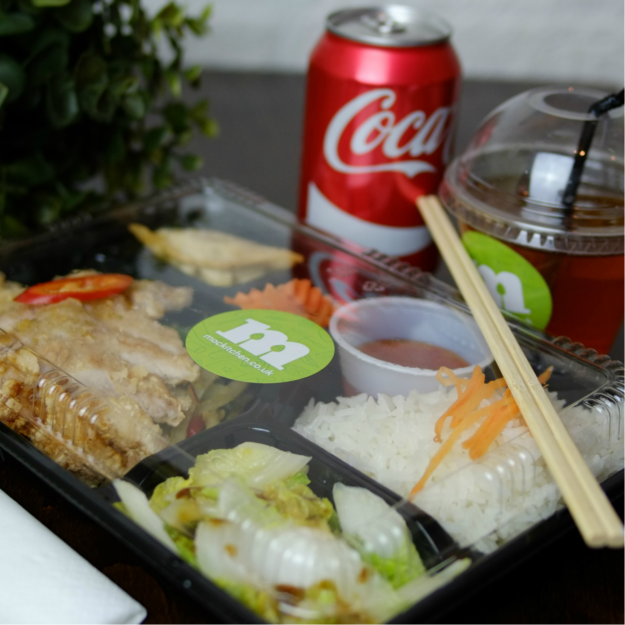 Vietnamese Lunchbox for one