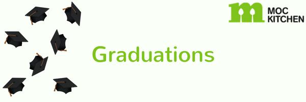 Graduations in Charing Cross